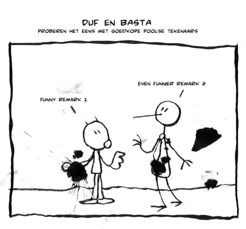 Flashback – Duf en Basta