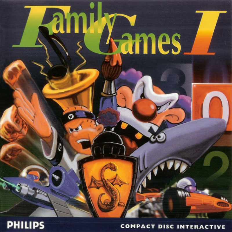 Flashback – CD-i games 1995-2000
